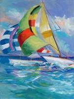 Full Sail I Framed Print