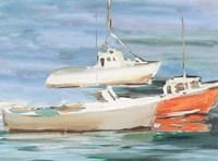 Atlantic Sailboats Fine Art Print