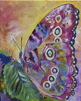 Butterfly Wishes Fine Art Print