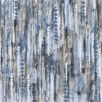 Boho Tie Dye Cool Water pattern Fine Art Print