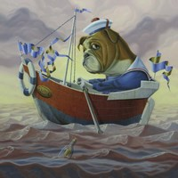 Maritime Solidarity Fine Art Print