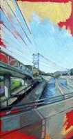 Aqueduct near Glendale Fine Art Print