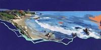California Coast Fine Art Print