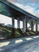 Overpass at Sunrise Fine Art Print