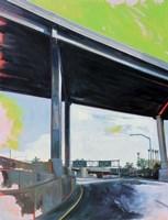 Vibrant Afternoon Drive Fine Art Print