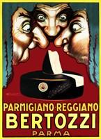 Italian Cheese Ad 1930 Fine Art Print
