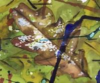 Leaf Expression Fine Art Print