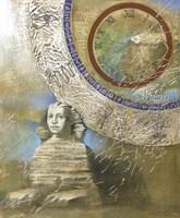 Secret Of The Sphinx Fine Art Print