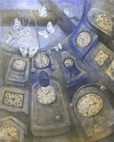 The Well Of Time Fine Art Print