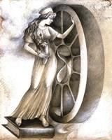Wheel Of Fortune Fine Art Print