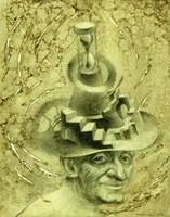 Doctor Time Fine Art Print