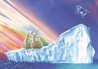 White Bears Fine Art Print