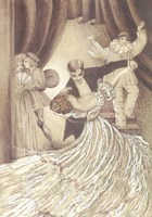 Waltz Fine Art Print