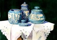 Dakota Pottery Fine Art Print