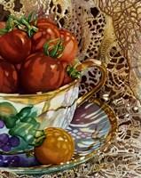 Tomato Party Fine Art Print