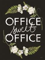 Office Sweet Office Fine Art Print