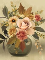 Autumn Bouquet Fine Art Print