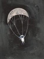 Parachute Moon Fine Art Print