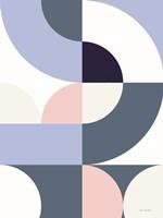 Scandinavian Geometry Fine Art Print