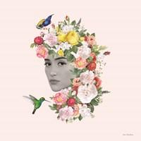 Flower Girl II Fine Art Print