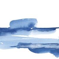 Classic Blue I Framed Print