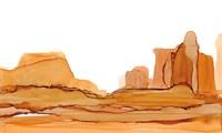 Brownscape II Fine Art Print
