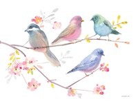 Flight Friends V Fine Art Print