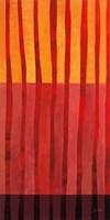 Textured Stripes II Fine Art Print