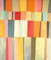 Sunshine Stripes I Fine Art Print