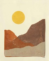 Sedona I Fine Art Print
