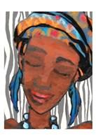 Ebony Princess 1 Framed Print