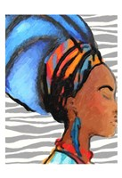 Ebony Princess 2 Fine Art Print