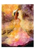 Flourished Dancer 1 Fine Art Print