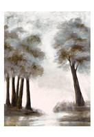 Wooded Vista Fine Art Print