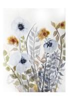 Floral Embrace 1 Framed Print