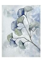 Moonlit Ginkos 2 Fine Art Print