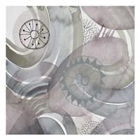 Joyful Rings 1 Fine Art Print