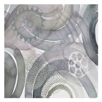 Joyful Rings 2 Fine Art Print