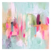 Vibrant Spring 1 Framed Print