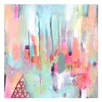 Vibrant Spring 2 Framed Print