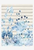 Wildflower Blues 2 Framed Print