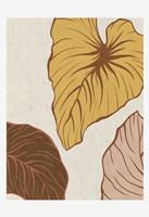 Warm Palms 2 Framed Print