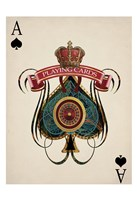 Playing Cards 2 Framed Print