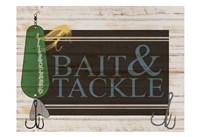 Bait and Tackle Fine Art Print