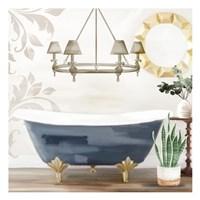 Bath 1 Framed Print