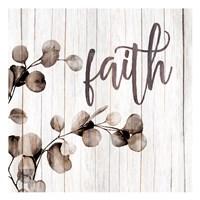 Faith Branch Framed Print