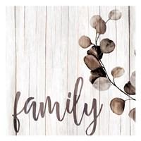Family Branch Framed Print