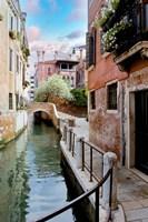 Venetian Canale #8 Fine Art Print
