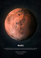 Mars Fine Art Print