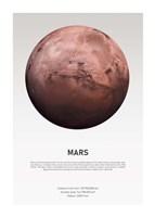 Mars Light Fine Art Print
